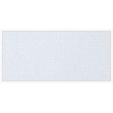 Резинка EkoflexТканая 100мм Soft (нам. 25м) цв. белый, коробка 300 м.