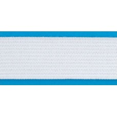 Резинка Ekoflex Стандарт 04мм (нам. 50м) цв. белый, коробка, 5000 м.